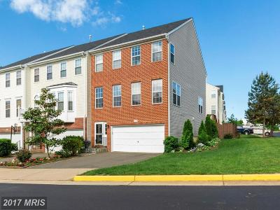 Kingstowne Townhouse For Sale: 5172 Ballycastle Circle