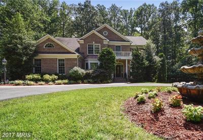 Fairfax Station Rental For Rent: 5727 Jonathan Mitchell Road