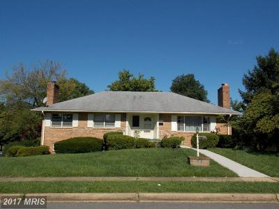 Mc Lean, Mclean Single Family Home For Sale: 1706 Meca Court