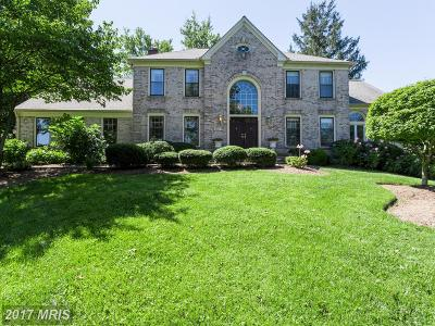 Vienna Single Family Home For Sale: 9921 Rosewood Hill Circle