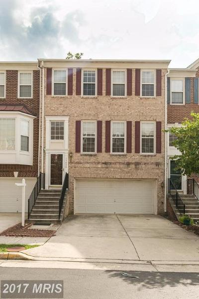 Reston, Herndon Townhouse For Sale: 13080 Rose Petal Circle
