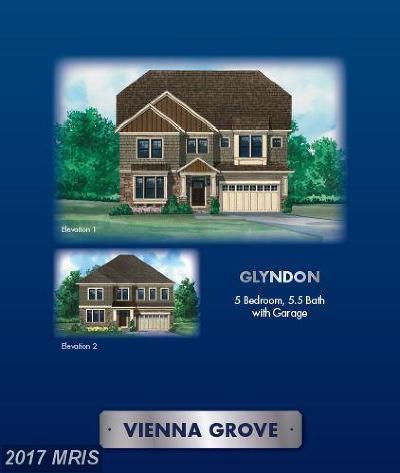 Vienna Single Family Home For Sale: 2694 Salem Oak Lane #2