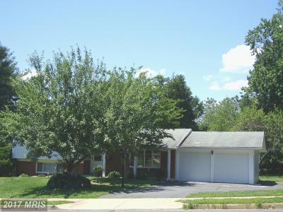 Annandale Rental For Rent: 4912 Killebrew Drive