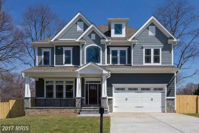 Falls Church Single Family Home For Sale: 1831 Olmstead Drive