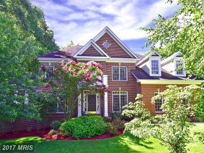 Falls Church Single Family Home For Sale: 3751 Tennis Court