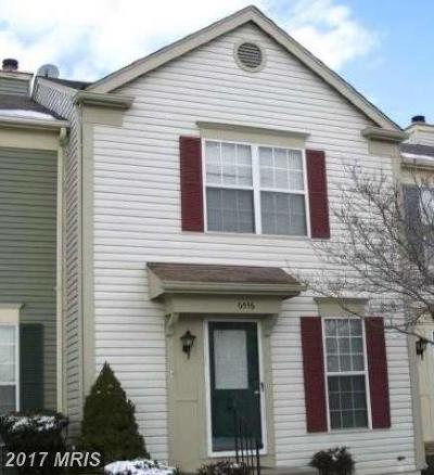 Alexandria Rental For Rent: 6556 Old Carriage Lane