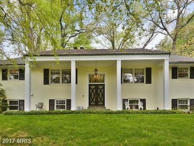 Mclean Single Family Home For Sale: 6005 Copely Lane