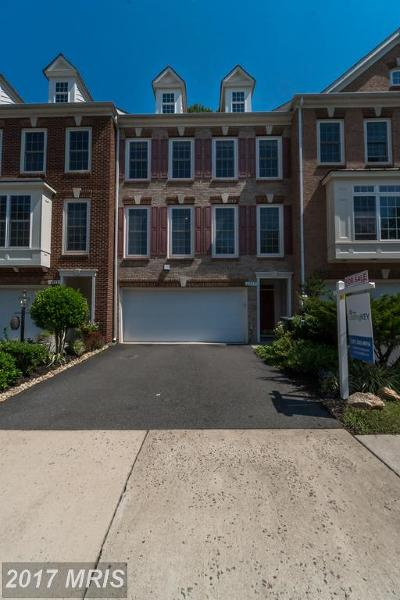 Fair Chase Townhouse For Sale: 4535 Monmouth Street