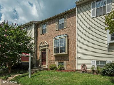 Alexandria Townhouse For Sale: 2702 Sherwood Hall Lane