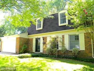 Alexandria Single Family Home For Sale: 8804 Camden Street