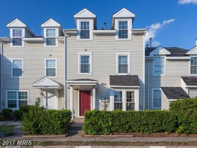Centreville Townhouse For Sale: 6085 Netherton Street