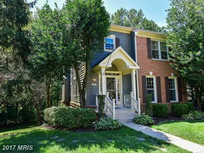 Reston Townhouse For Sale: 11802 Great Owl Circle