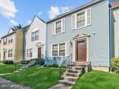 Fairfax Townhouse For Sale: 2984 Braxton Wood Court