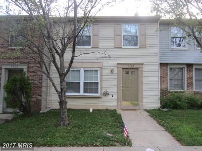 Centreville Rental For Rent: 6304 Betsy Ross Court