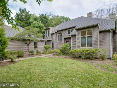 Fairfax Single Family Home For Sale: 12019 Walnut Branch Road