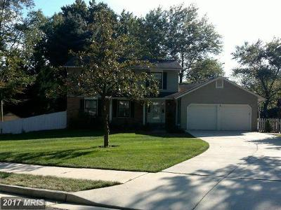 Springfield Single Family Home For Sale: 9239 Rockefeller Lane