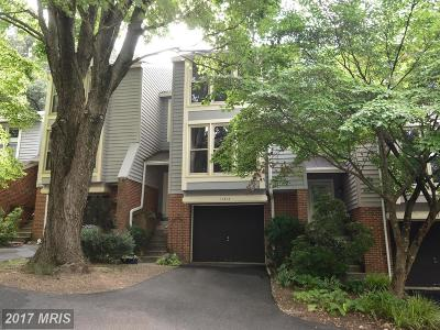 Reston, Herndon Townhouse For Sale: 11415 Orchard Green Court