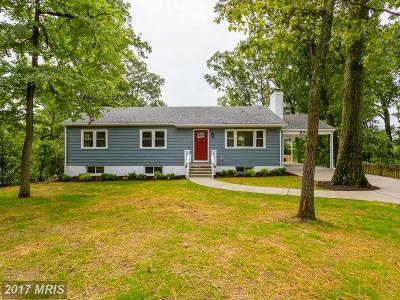 Alexandria Single Family Home For Sale: 5243 Navaho Drive