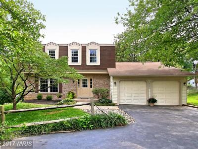 Burke Single Family Home For Sale: 9823 Wolcott Drive