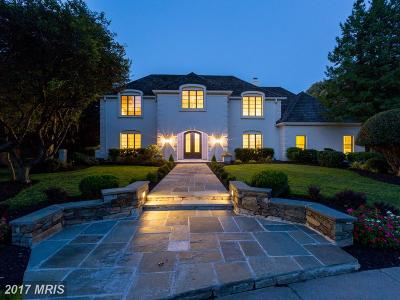 Mclean Single Family Home For Sale: 6202 Vernon Palmer Court