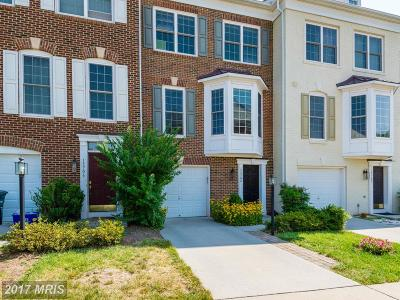 Herndon Townhouse For Sale: 13704 Maple Sugar Lane
