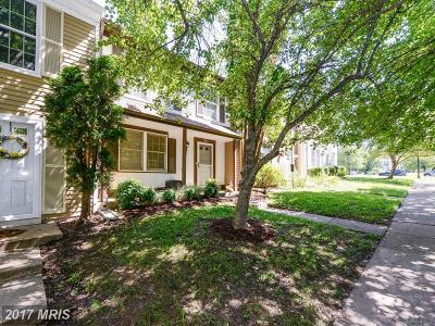 Reston Townhouse For Sale: 1681 Sierra Woods Court