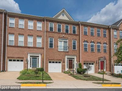 Reston, Herndon Townhouse For Sale: 13584 Flying Squirrel Drive