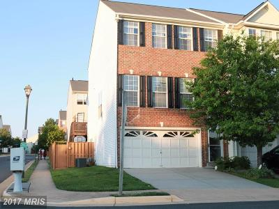 Reston, Herndon Townhouse For Sale: 2501 Wheat Meadow Court