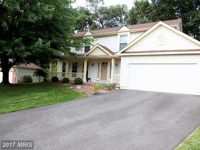 Fairfax Single Family Home For Sale: 3600 Fishers Hill Court