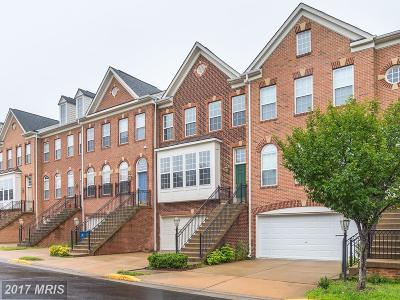 Centreville VA Townhouse For Sale: $499,900