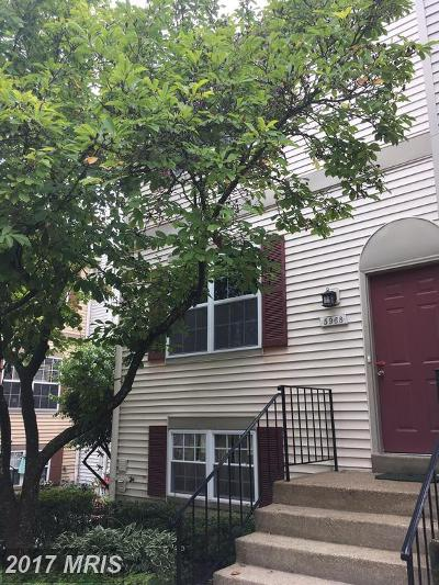 Burke Rental For Rent: 5968 Annaberg Place #178