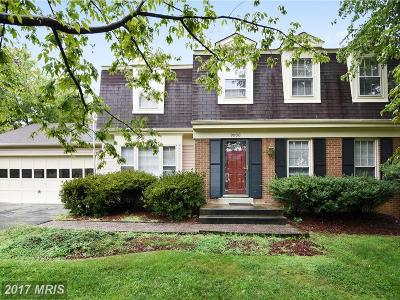 Springfield Single Family Home For Sale: 9000 Maritime Court