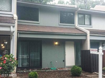Reston, Herndon Townhouse For Sale: 2295 White Cornus Lane