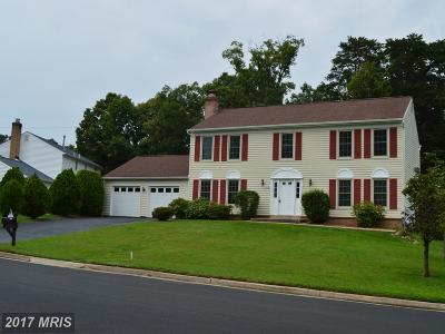 Fairfax Single Family Home For Sale: 12914 Ashton Oaks Drive