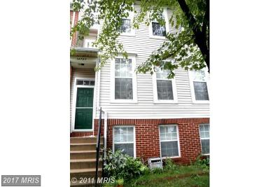 Centreville Rental For Rent: 14727 Beaumeadow Court