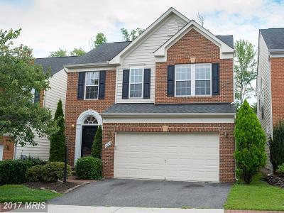 Lorton Single Family Home For Sale: 8013 George Fox Place