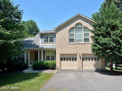 Fairfax Single Family Home For Sale: 5802 Hannora Lane