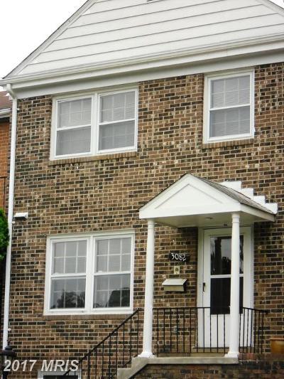Fairfax Rental For Rent: 3082 Covington Street