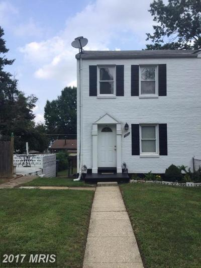 Alexandria Duplex For Sale: 2212 Farrington Avenue