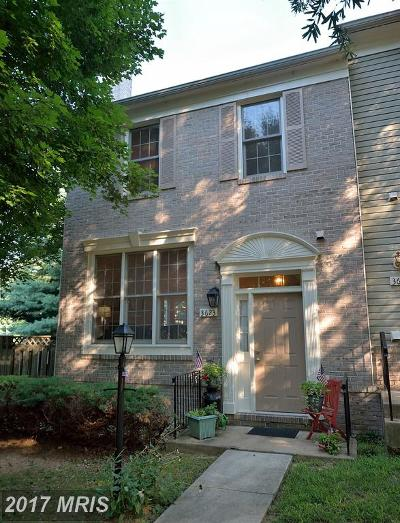 Alexandria Townhouse For Sale: 3623 Ransom Place