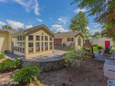Lorton Single Family Home For Sale: 8820 Sylvania Street