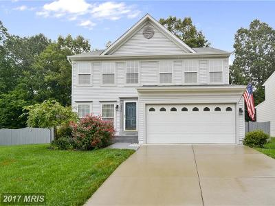 Centreville VA Single Family Home For Sale: $525,000