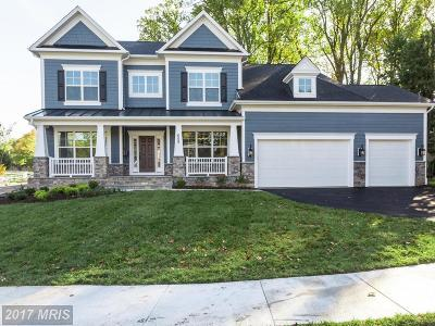 Vienna VA Single Family Home For Sale: $1,270,700