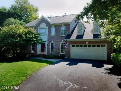 Vienna Single Family Home For Sale: 2003 Annies Way