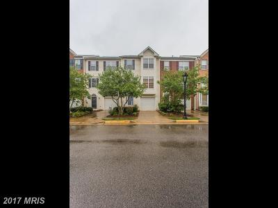 Alexandria Townhouse For Sale: 8456 Hallie Rose Street