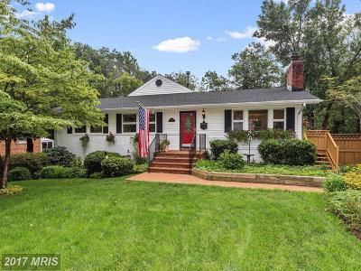 McLean Single Family Home For Sale: 7023 Enterprise Avenue
