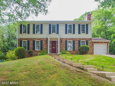 McLean Single Family Home For Sale: 7111 Davis Court
