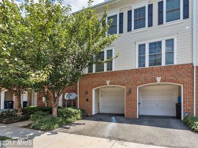 Alexandria Townhouse For Sale: 7133 Mason Grove Court #14