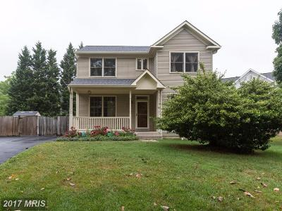 Centreville Single Family Home For Sale: 14702 Calvary Place