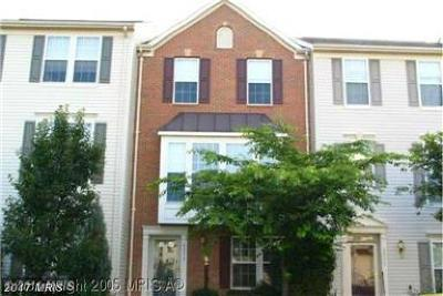 Herndon Townhouse For Sale: 2575 Chase Wellesley Drive